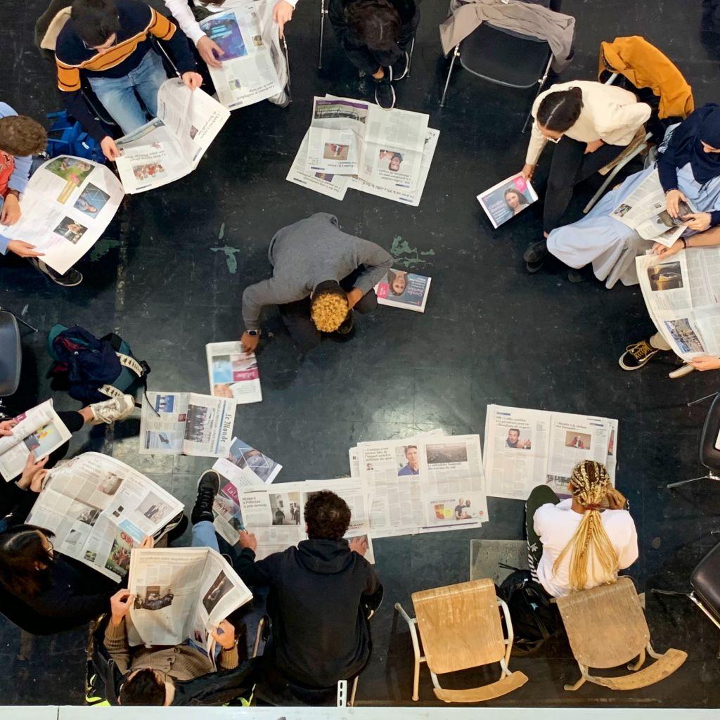 Failed Architecture workshop. Foto: Failed Architecture